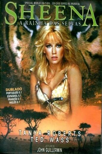Poster of Sheena - A Rainha das Selvas