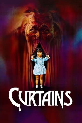 Curtains (1983) - poster