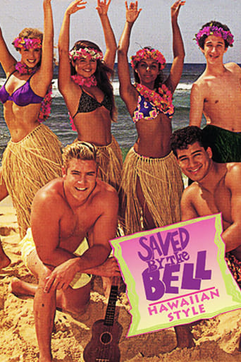 Poster of Saved by the Bell: Hawaiian Style