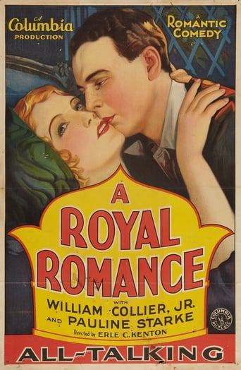 Poster of A Royal Romance