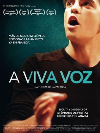 Poster of A viva voz