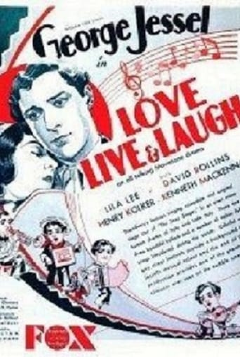 Poster of Love, Live & Laugh