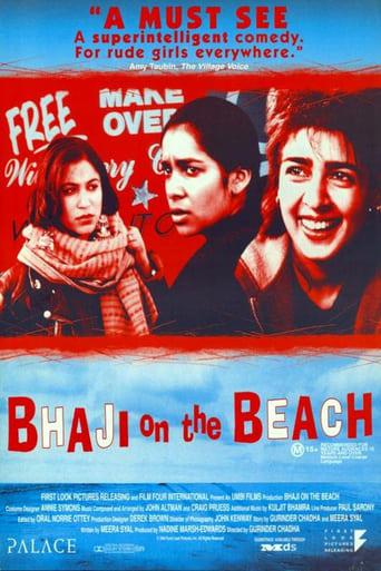 Poster of Bhaji on the Beach