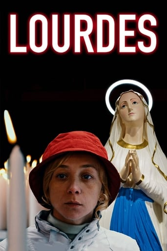 Poster of Lourdes