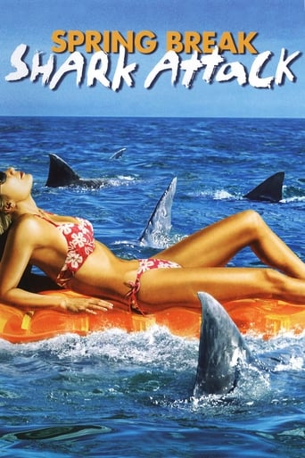 Poster of Spring Break Shark Attack