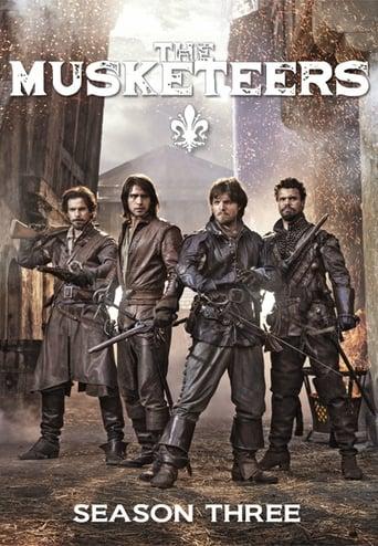 Muškietininkai / The Musketeers (2016) 3 Sezonas