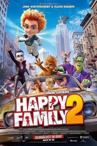 Monster Family 2 Poster
