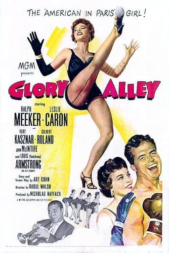 Poster of Glory Alley