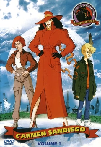 Poster of Where in Time Is Carmen Sandiego?