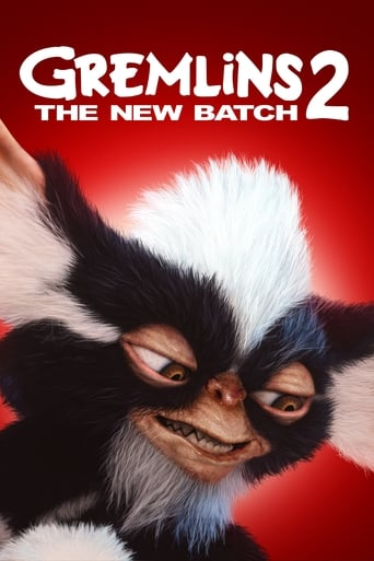 Poster Gremlins 2: The New Batch