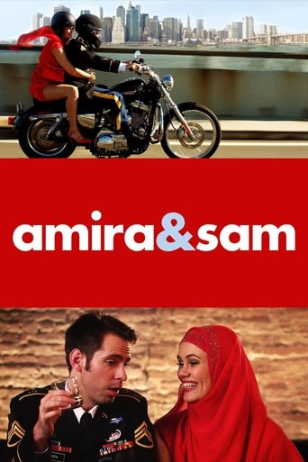 Amira & Sam (2014) - poster