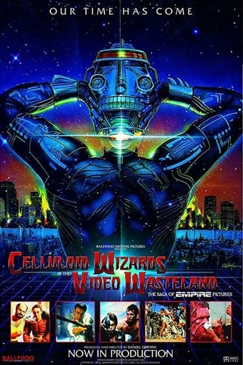 Poster of Celluloid Wizards in the Video Wasteland: The Saga of Empire Pictures
