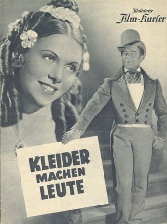 Poster of Kleider machen Leute