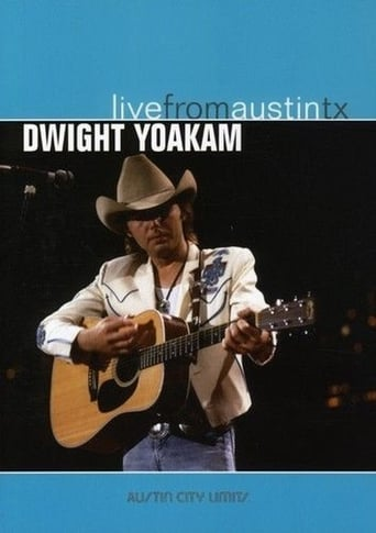 Poster of Dwight Yoakam: Live from Austin TX