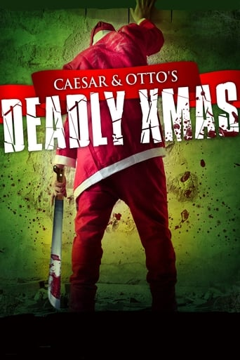 Poster of Caesar and Otto's Deadly Xmas
