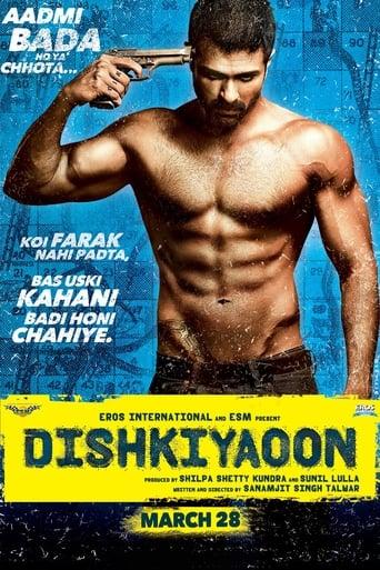 Poster of Dishkiyaoon
