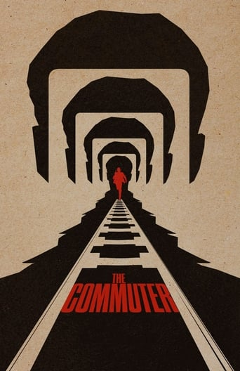 Poster of The Commuter
