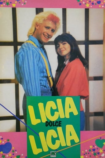 Poster of Licia dolce Licia