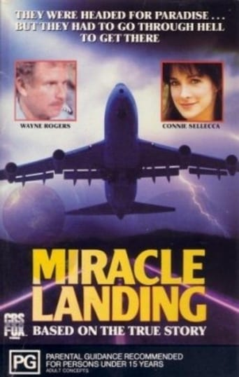 Miracle Landing Movie Poster