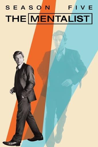 O Mentalista 5ª Temporada - Poster