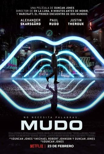 Poster of Mudo (Mute)