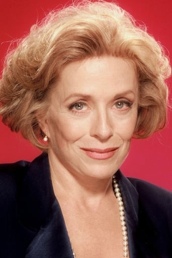Holland Taylor alias Beatrice Stanhope