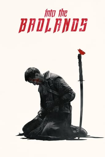 Poster of Into the Badlands