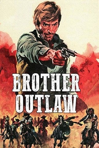 Poster of Brother Outlaw