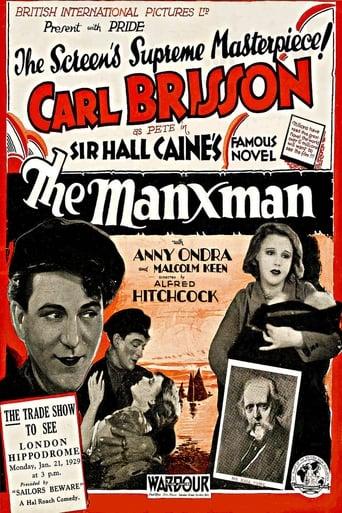 Poster The Manxman
