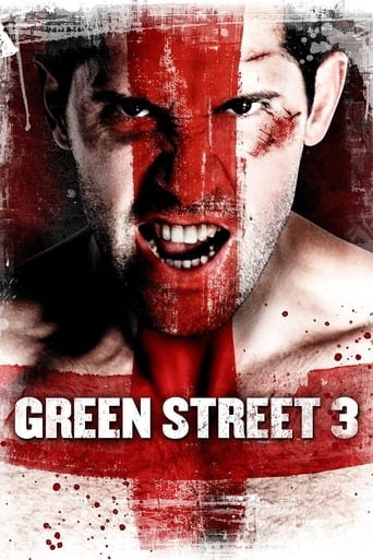Green Street 3: Never Back Down - Poster
