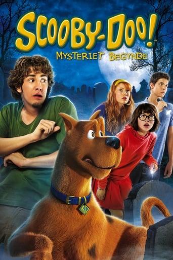 Scooby-Doo Mysteriet begynder