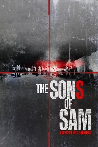 Poster The Sons of Sam: A Descent Into Darkness