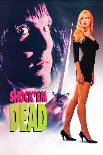 Poster of Shock 'Em Dead