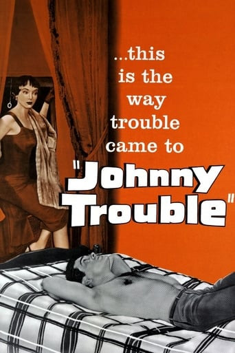 Poster of Johnny Trouble