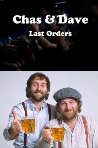 Poster of Chas & Dave Last Orders