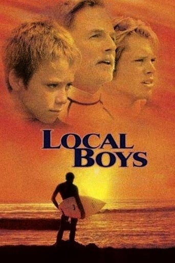 Poster of Local Boys