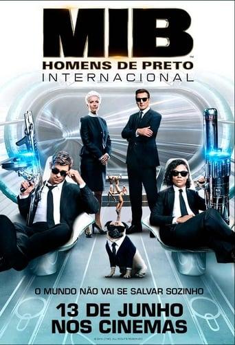 MIB: Homens de Preto - Internacional - Poster