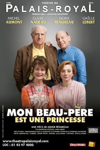 Poster of Mon beau-père est une princesse