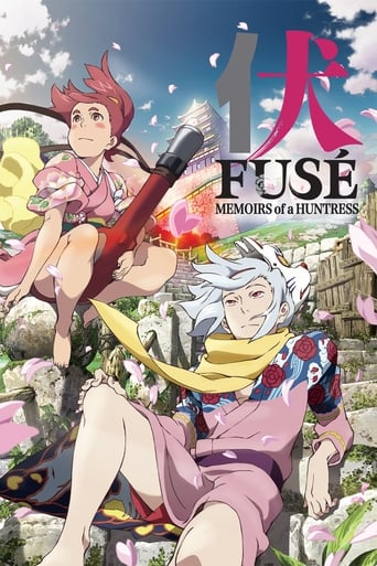 Fuse: Memoirs of the Hunter Girl