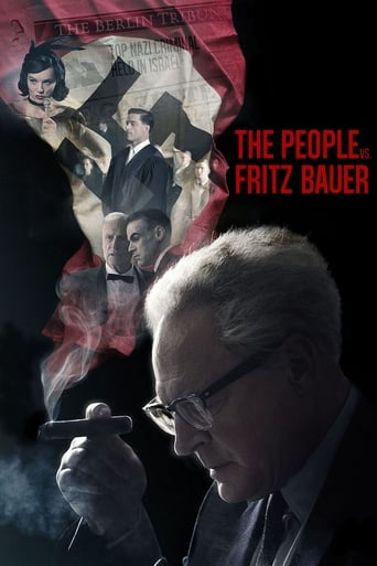 Poster of The People vs. Fritz Bauer