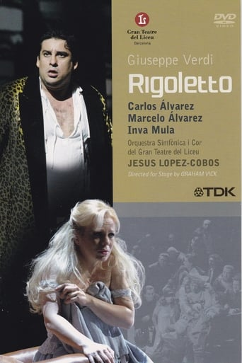 Poster of Rigoletto