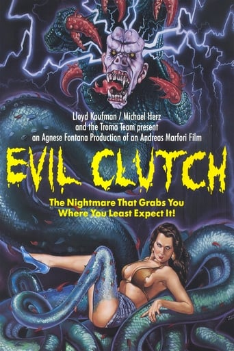 Poster of Evil Clutch