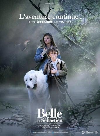 Gražuolė ir Sebastianas. Nuotykiai tęsiasi / Belle & Sebastian: The Adventure Continues (2015)