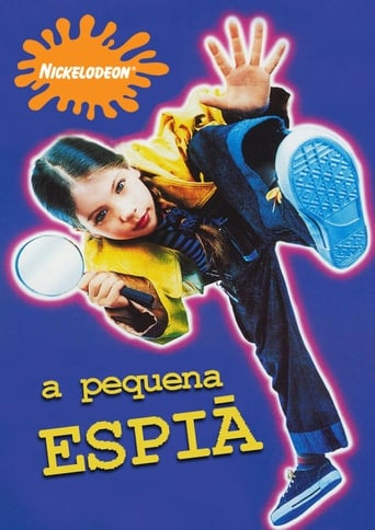A Pequena Espiã - Poster