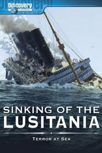 Poster of Lusitania: Murder on the Atlantic
