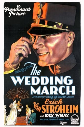 Poster of The Wedding March