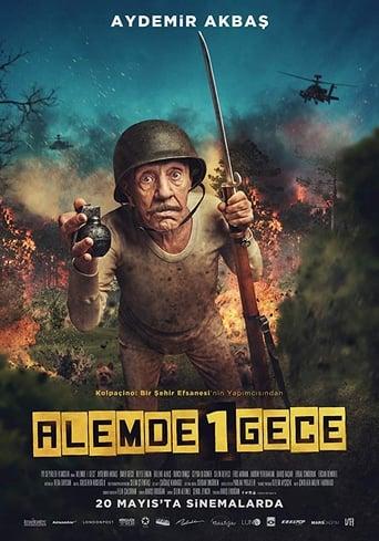 Poster of Alemde Bir Gece