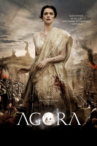 Poster of Agora