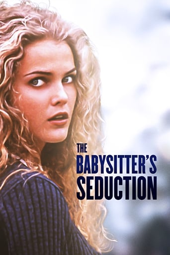 Poster of The Babysitter's Seduction
