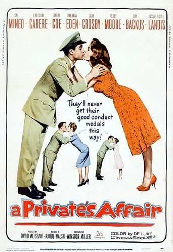 Poster of A Private's Affair
